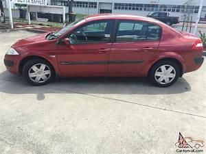 2004 Renault Megane Expression 4d Sedan Automatic No Reserve