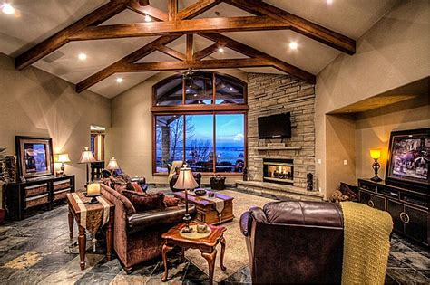 stunning ranch living rooms   steal  show