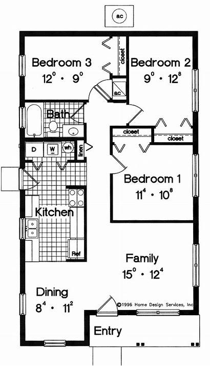 Plans Simple Tiny Floor Cost Low Layout