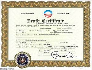 pin fake death certificate template on pinterest With fake death certificate template