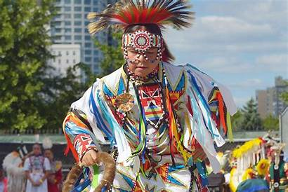 Indian American Culture Pow Wow Traditional State