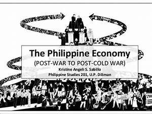 Philippine Economy (Post-war to post-Cold war)