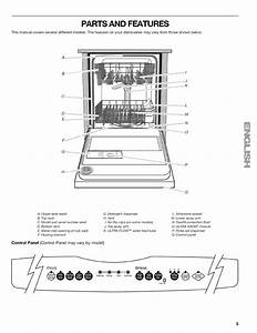 Page 5 Of Kenmore Dishwasher 665 1345 User Guide