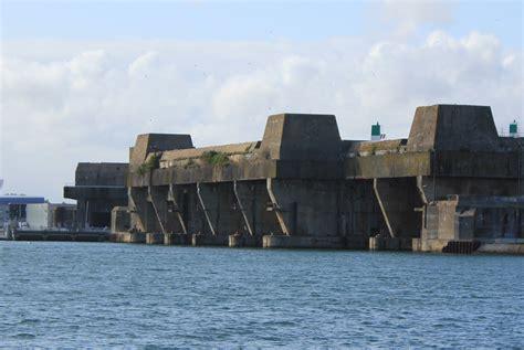 German U Boat Pens Brest by Submarine Pen Wiki Fandom Powered By Wikia