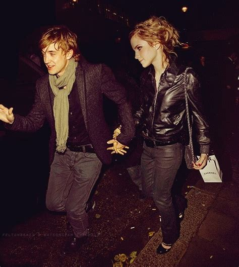 Best Images About Emma Watson Tom Felton