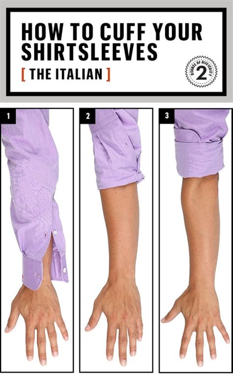 practical   amazing ways  rolling   sleeves