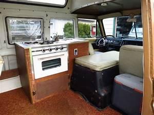 1969 Dodge A100 Sportsman Travco Family Wagon Camper Van
