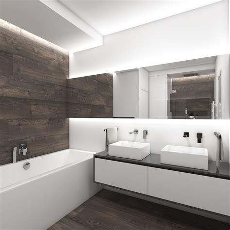 Modern Modernes Badezimmer Liebenswert Badezimmer Modernes