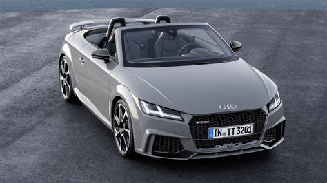 2018 Audi Ttrs Roadster Review  Top Speed