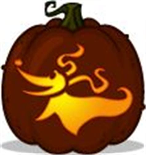 Zero Nightmare Before Christmas Pumpkin Carving Template by Nightmare Before Christmas Zero Pumpkin Stencils