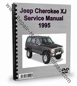 Jeep Cherokee Xj 1995 Service Repair Manual Download