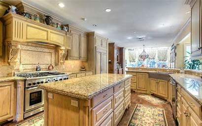 Luxury Interior Kitchen Marble Wallpapers
