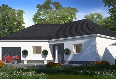 plan plain pied 2 chambres construction maison plain pied avec habitat concept