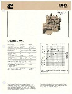 Cummins 4bt 3 9l Complete Engine  U2013 Car Wiring Diagram