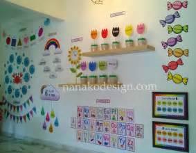 Wall decor cute kindergarten decoration ideas