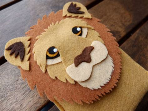 Lion Phone Case Cell Phone Case Iphone Case Handmade
