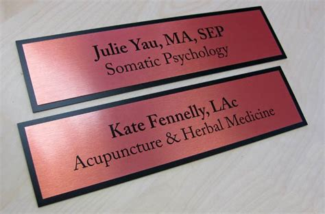 Name Plates Office Door Signs Suite And Office Door Door Signs For Offices Metal Suite Signs Doctor