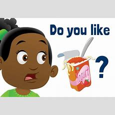 Do You Like Spaghetti Yogurt?  Super Simple Songs
