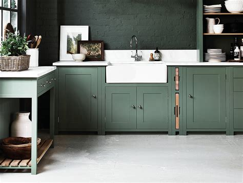 cuisine mur vert cuisine verte 3 nuances de la plus à la plus