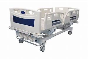 3 Crank Manual Luxury Hospital Bed Manufacturers