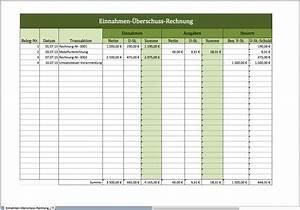Gutscheine Einnahmen überschuss Rechnung : einnahmen ausgaben vorlage zum ausdrucken ws93 messianica ~ Themetempest.com Abrechnung