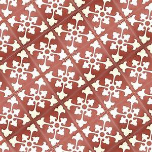 carreau ciment riad carreau de ciment rouge carreaux With carreaux de ciment rouge