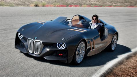 BMW 328 Hommage concept car revealed | Top Gear