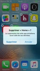 Comment Supprimer Une Application Iphone 7 : comment g rer le stockage iphone ~ Medecine-chirurgie-esthetiques.com Avis de Voitures