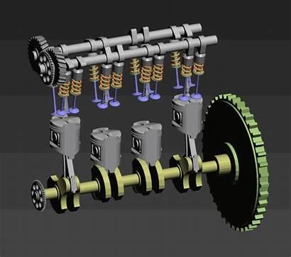 3d Engine Animated Animation Max 3ds Cadnav