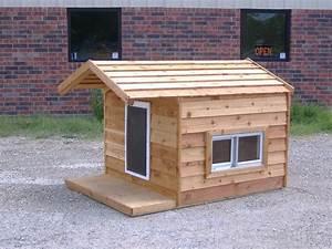 extra large ac dog house