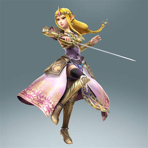 Hyrule Warriors Shows Us Four New Characters In These