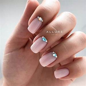 squoval nails 40 squoval shaped nail designs