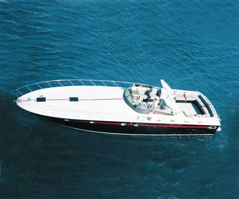 Cigarette Boat Ocean by Powerboats Power Yachts 187 Premiere Yacht Charters