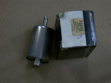 1991 S10 Fuel Filter Location by Purchase Rockhill 33483 Fuel Filter 1986 1991 Chevrolet