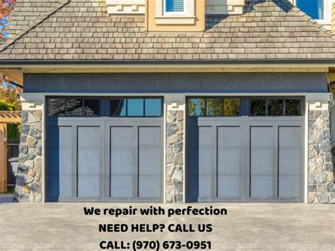 tips  garage door safety  children kids greeley