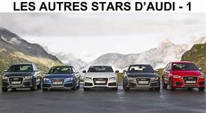 Quelle Audi A3 Choisir : les autres stars d 39 audi les familles a ~ Medecine-chirurgie-esthetiques.com Avis de Voitures