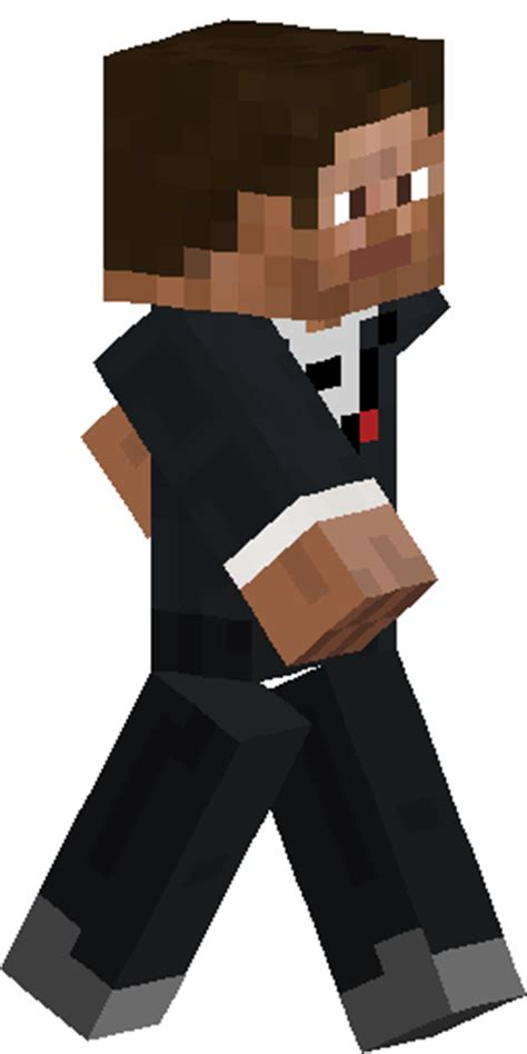tuxedo steve skin  minecraft azminecraftinfo