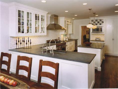 kitchen peninsula john  reimnitz architect pc jrapc
