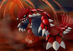 Pokemon Groudon wallpaper | 3507x2480 | 126935 | WallpaperUP