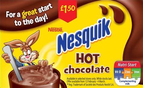 slogan cuisine nesquik bunny advert banned its 39 great start to the
