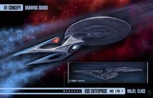 Concept USS Enterprise NCC-1701 F