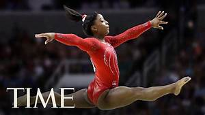 Simone Biles & 'The Magnificent 7': U.S. Gymnastics ...  Gymnastics