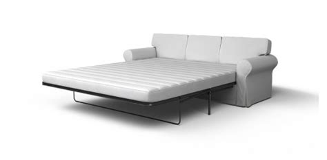 housse de canapé canapé lit et fauteuil ektorp