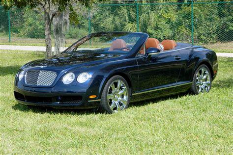 bentley gtc coupe 2007 bentley continental gtc convertible 194906