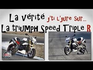 Moto Journal Youtube : la v rite sur la triumph speed triple r vid o officielle moto journal youtube ~ Medecine-chirurgie-esthetiques.com Avis de Voitures