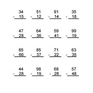 three digit subtraction word problems basic subtraction worksheets pdf math facts teaching squaredmaths lessons tes teachmath