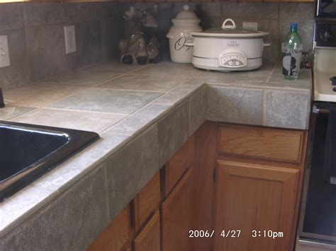tiled kitchen counter wohnkultur marble tile kitchen countertop tiled 2782