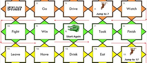 collection vocabulary games  esl students