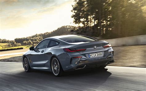 Bmw 8 Series Coupe Hd Picture by Wallpapers Bmw 8 Series Coupe 2018 M850i Xdrive