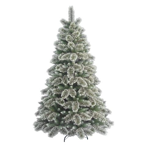 7ft snow tips pre lit tree king tree handicrafts shenzhen co ltd